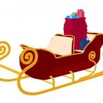 Holiday Magic Lighted Santa Parade in Marseilles on Saturday
