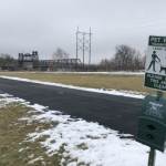 Pedestrian access to be restored at former Central School track