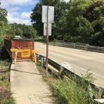 This week's Champlain St. bridge work is done already
