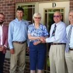 $50,000 donation will help fund ag building