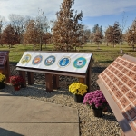 Surround of Honor meant to embrace visitors