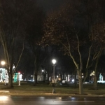 Washington Park lights are fewer this year