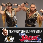 Shap interviews AEW's THE YOUNG BUCKS!