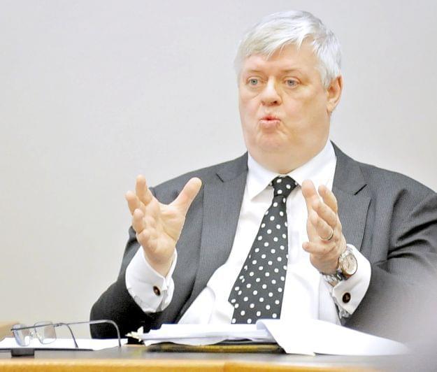 Dr. Christopher Milroy