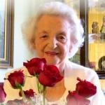 Ruth Blauser, 90