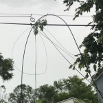 Derecho's hardest hit area was LaSalle County by power outages