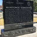 Submarine memorial unveiled in Morris