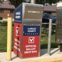 Ballot box at Etna Rd
