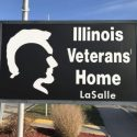 Veterans Home LaSalle sign