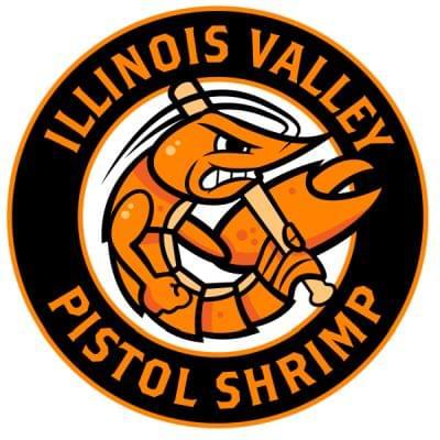 Illinois Valley Pistol Shrimp logo
