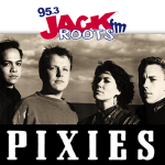 ROOTS with ROBB: The Pixies!