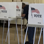 Slow turnout reported for election