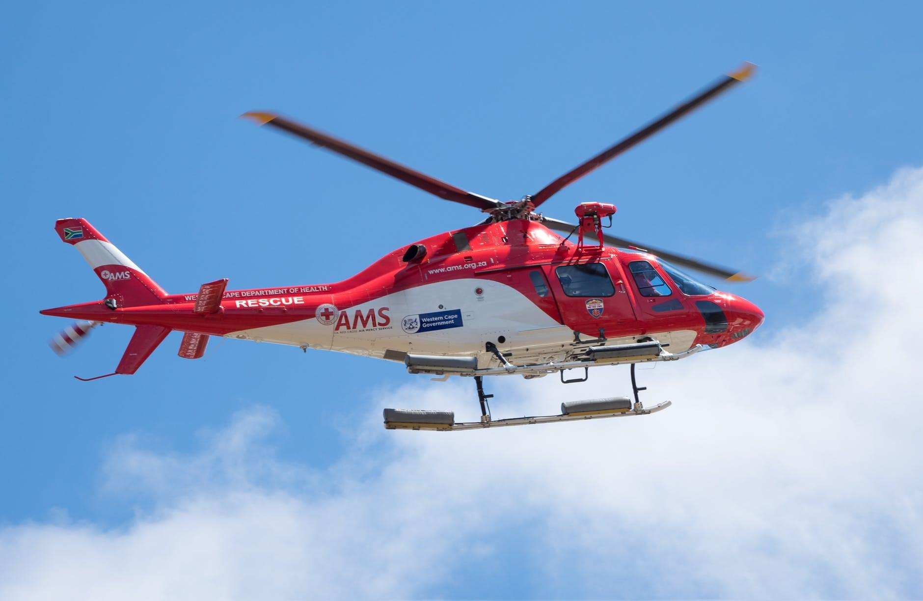 Officials Say Helicopter Pilot Spotted Body In Platte River