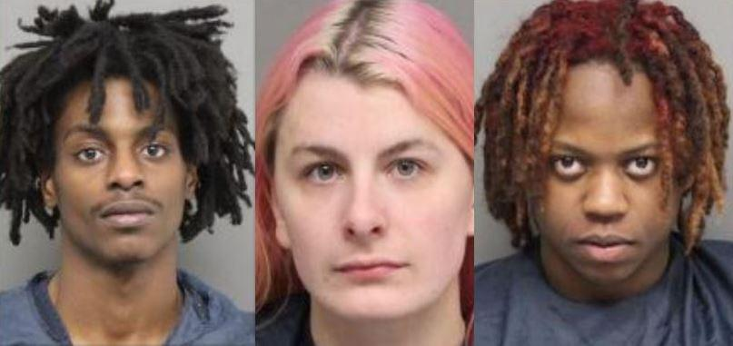 Three Arrested In Connection With South Lincoln Armed Robbery