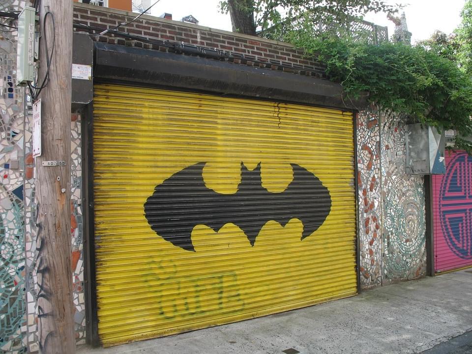Batman Restaurant??