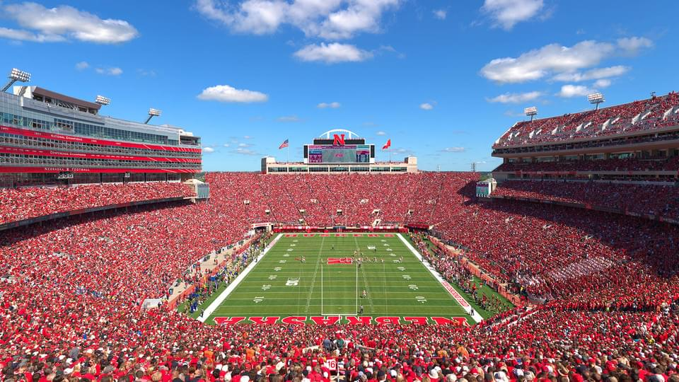 Husker Football Announces Schedule Additions, Including Home-and-Home with Oklahoma State