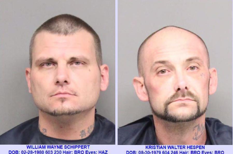 Task Force Makes Drug Bust After Pursuing Report Of Stolen Vehicle