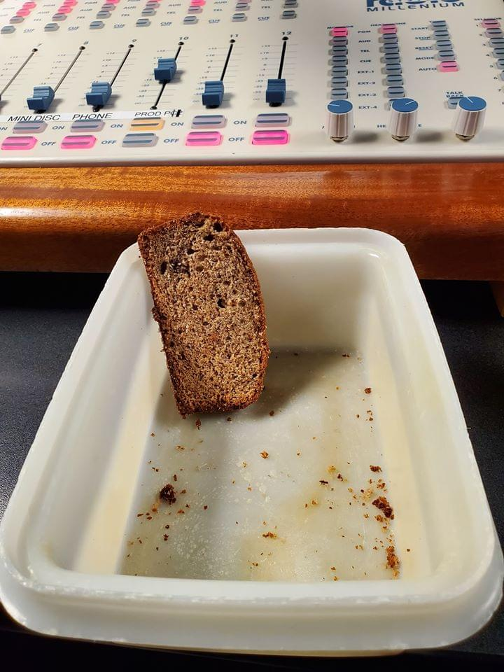 Banana Bread Breakfast at Broadcast House