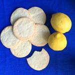 Refreshing Lemon Snap Cookies