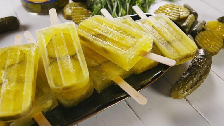 Pickle Pop Recipe