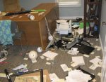 LPD: Suspect Arrested After After Local Business Is Trashed, Burglarized