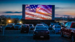 In a world where there are theaters in Wal-Mart parking lots……..