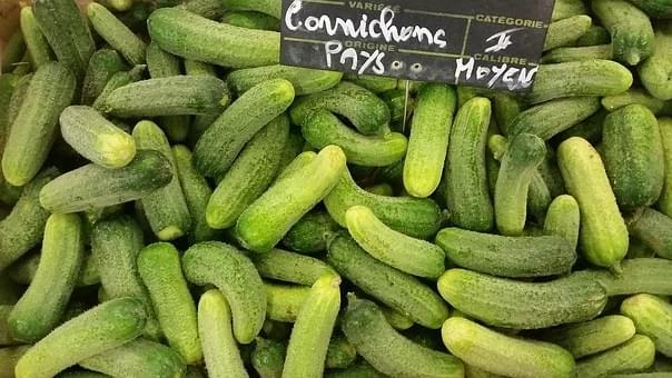 Too Many Cucumbers