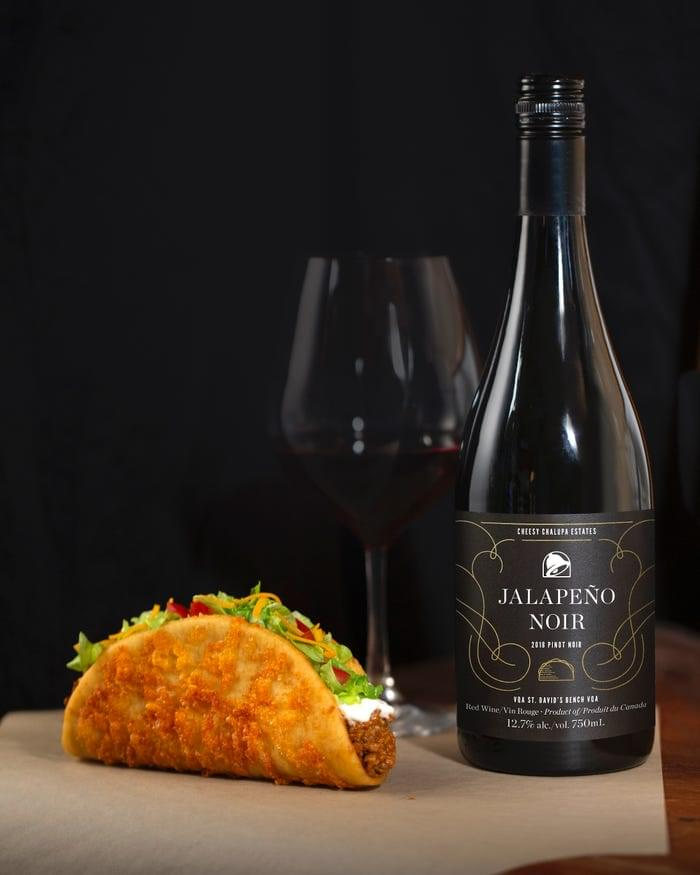Merlot With Your Taco