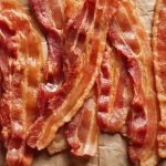 Bacon Smelling Wrapping Paper