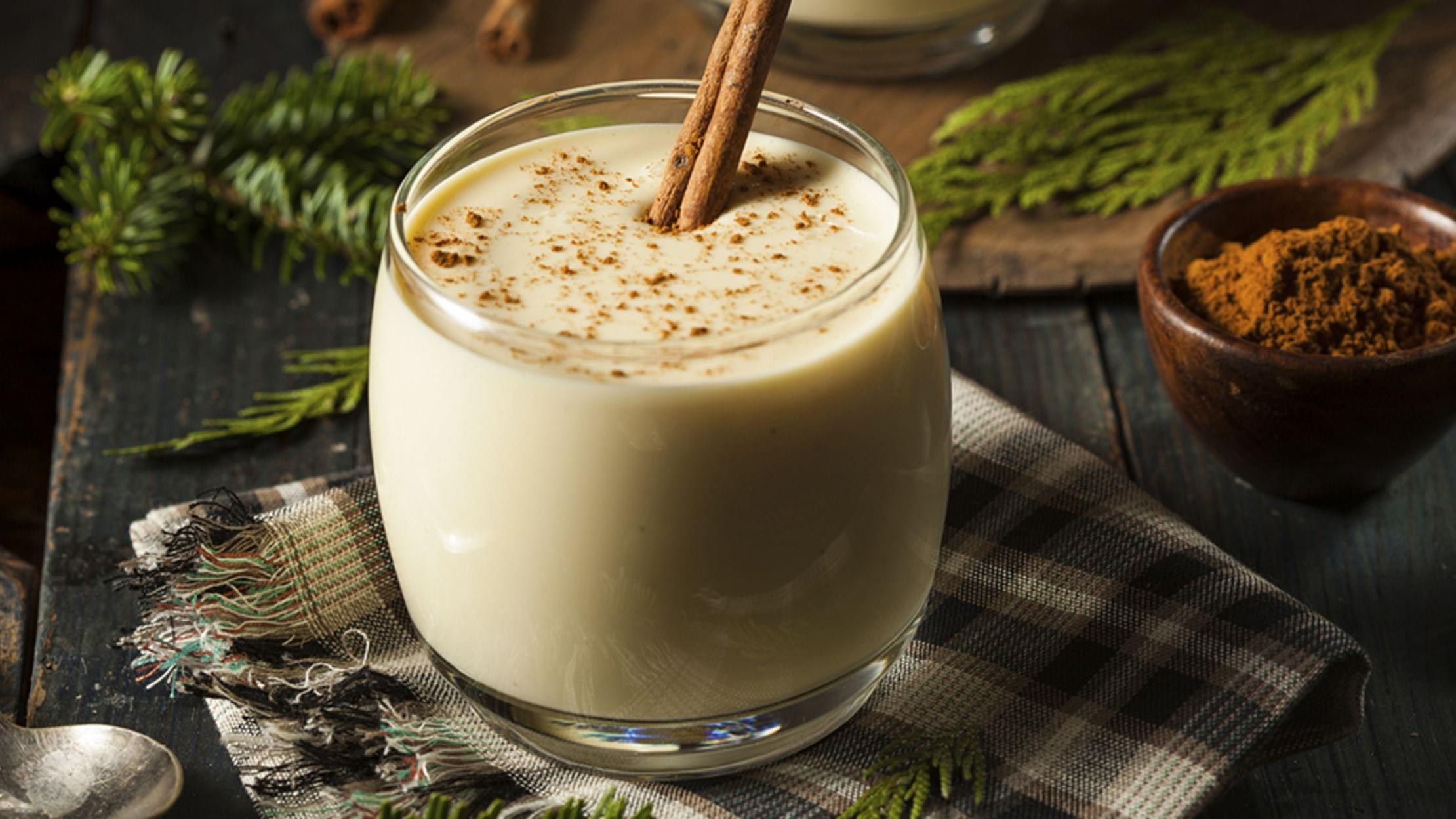 Holiday Recipe- George Washington's Egg Nog