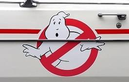 "New ""Ghostbusters"" Ghost"