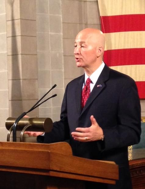 Gov. Ricketts Warns Against Federal Overreach on Energy, Climate, & Conservation Issues