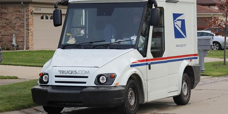 New, Advanced Mail Trucks On The Way