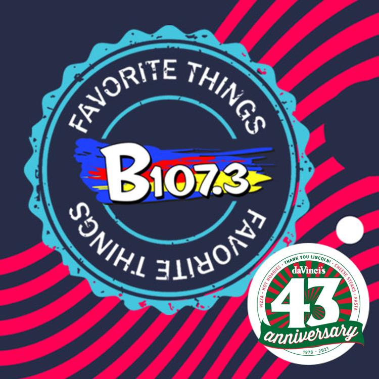 B107.3's Favorite Things – daVinci's