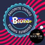 B107.3's Favorite Things – Rock 'n' Joe Coffee
