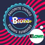 B107.3's Favorite Things – Capital City K-Lawn