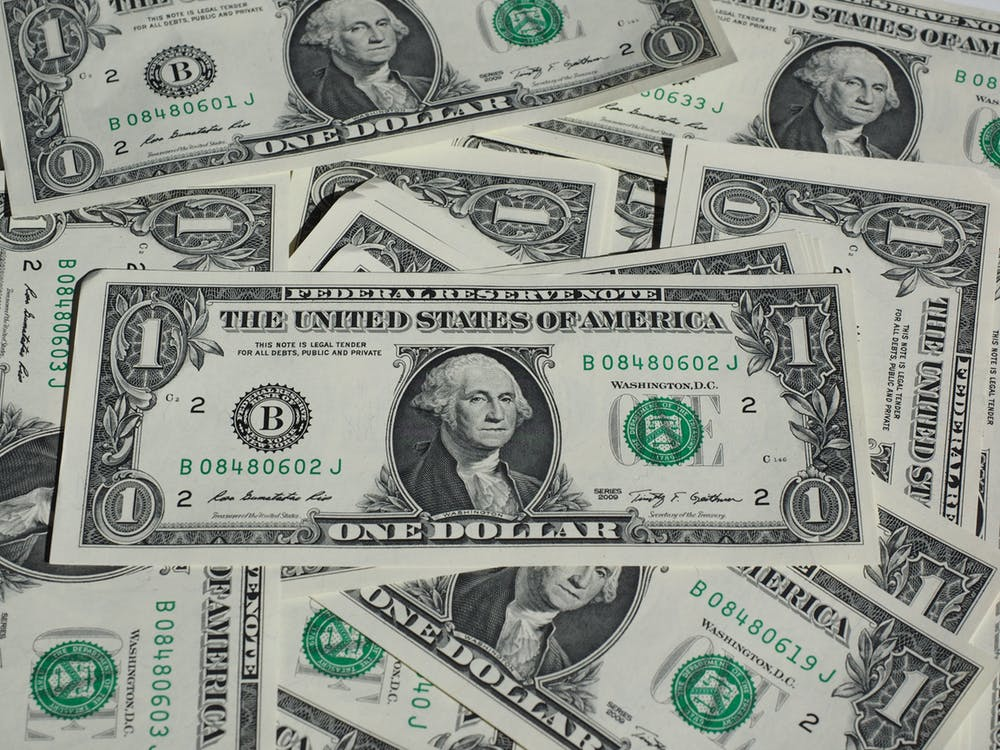 State Monthly Revenue Is Up Over Projections