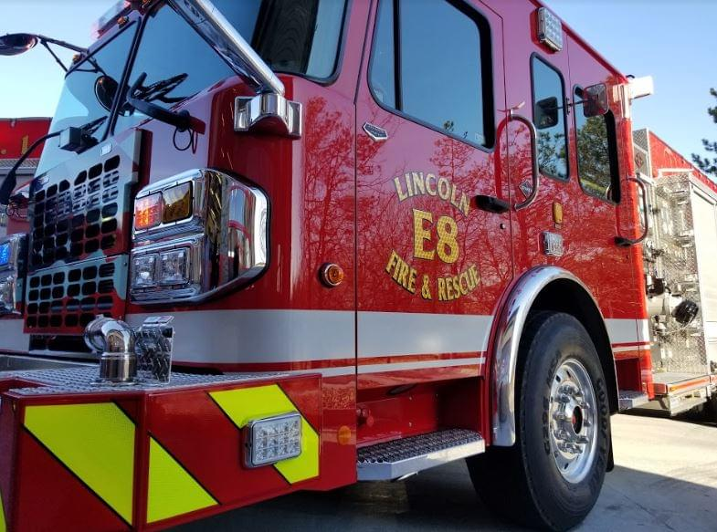 Discarded Cigarette Sparks $100,000  House Fire In South Lincoln