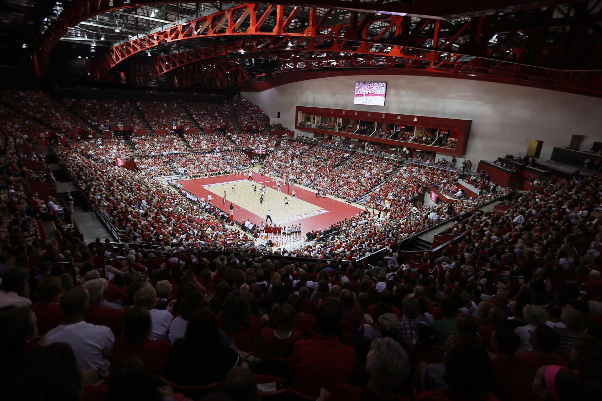 Nebraska Volleyball Spring Match Canceled