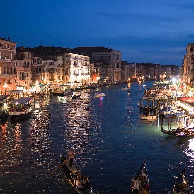 Look How Beautiful Venice Looks