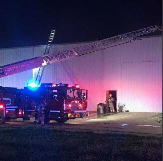 Rexnord Industries Fire Damage Estimated At $25,000