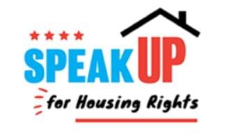 Local groups combine to Speak Up for Housing Rights To End Evictions