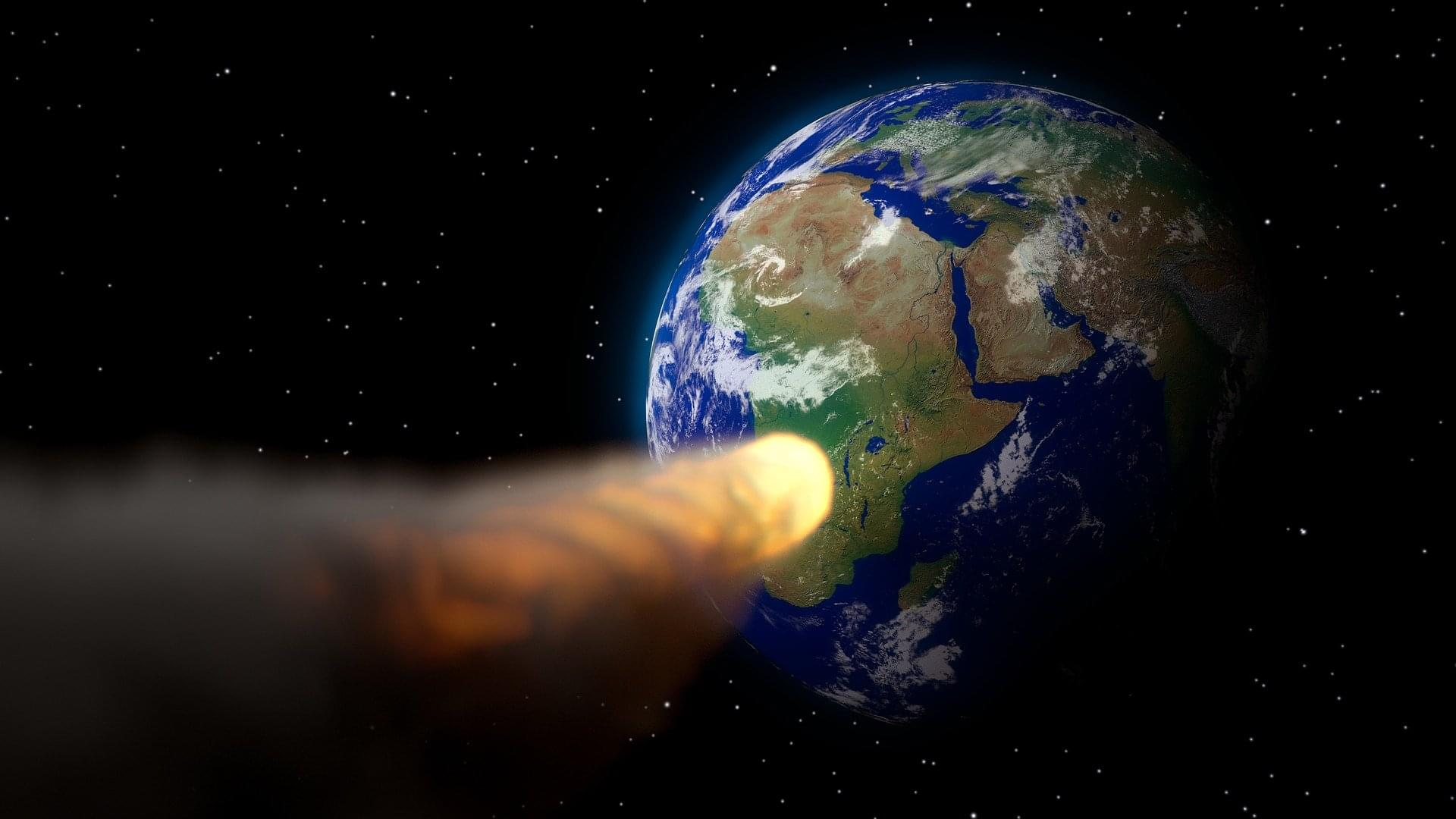 NASA: Asteroid Is Coming Right Before Election Day