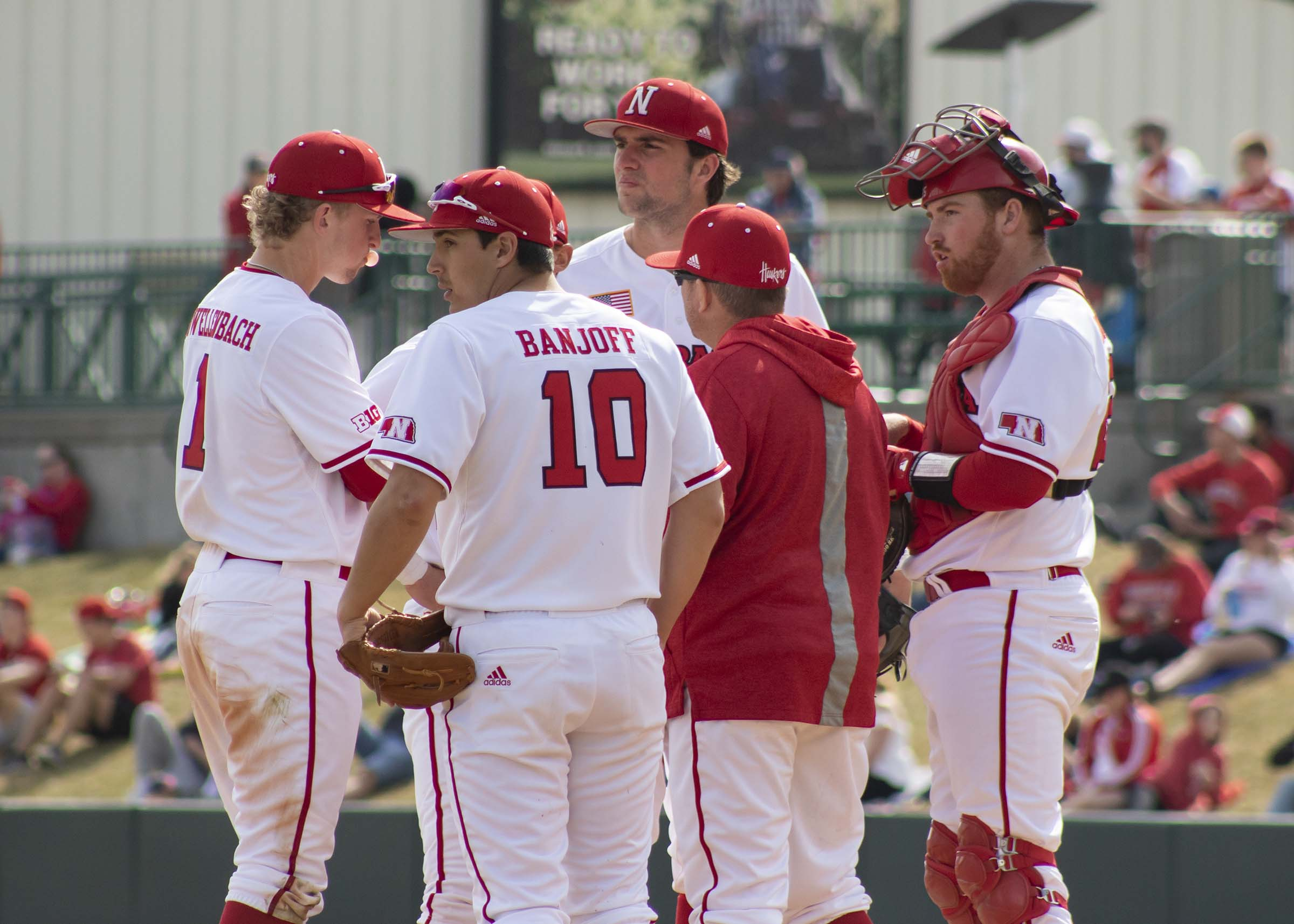 Husker Baseball Scrimmage to be Live Streamed Thursday