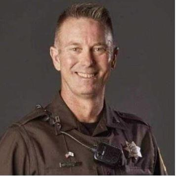 Funeral Service For Lancaster County Deputy Troy Bailey