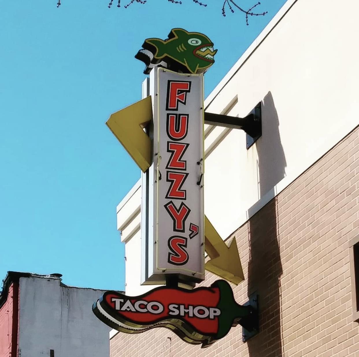 Fuzzy's Taco Shop In Downtown Lincoln Closes Its Doors
