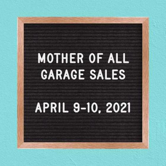 Mother Of All Garage Sales
