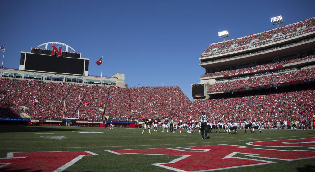 NU AD Moos announces intended capacity limits, ticket sale process for remaining spring contests