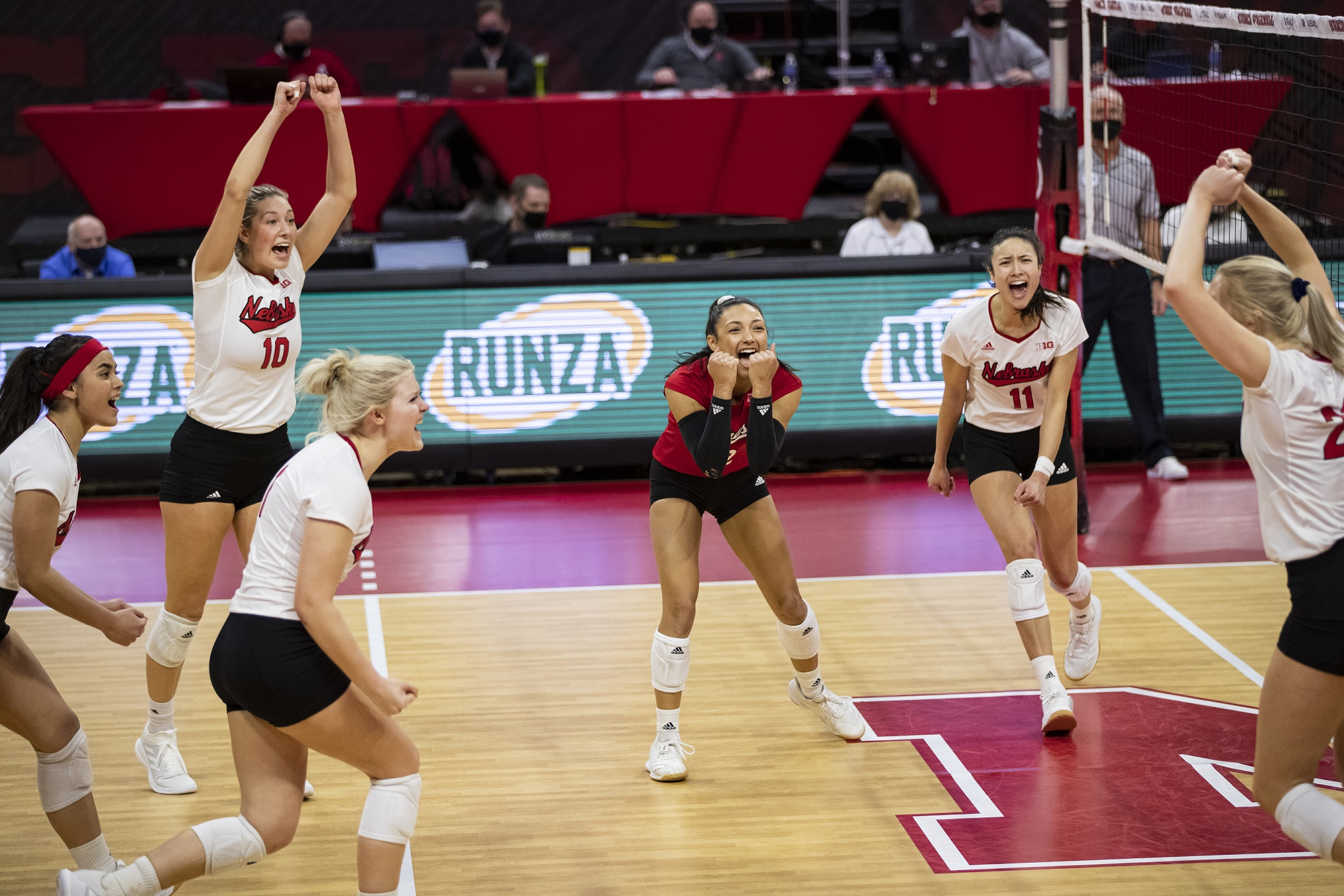 Remaining NCAA Volleyball Tournament Tickets go on sale Tuesday