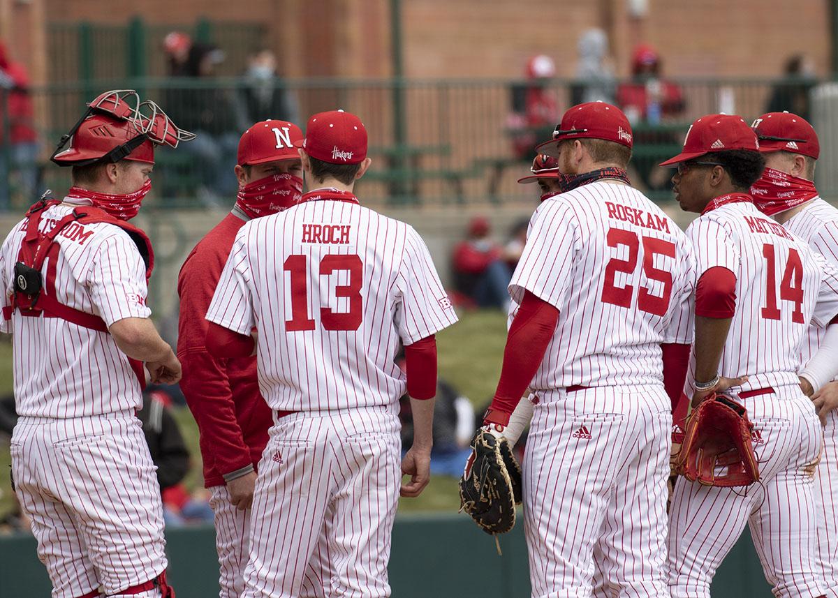 Nebraska baseball announces upcoming game time changes